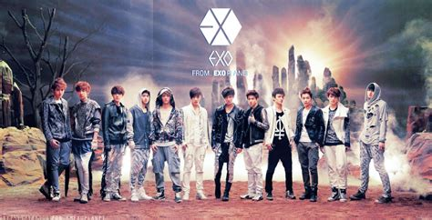 wallpaper exo for laptop exo desktop wallpaper wallpapersafari