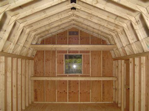 building  shed diy shed plans gambrel shed