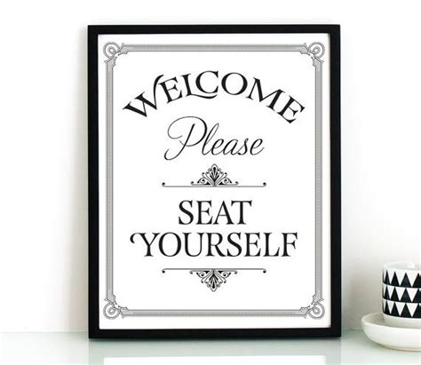 free printable wall art for bathroom funny bathroom wall art printable please seat yourself
