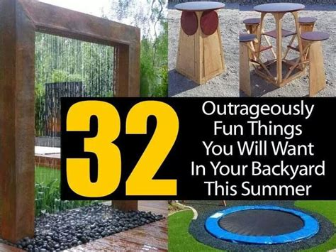 backyard stuff neat stuff cool outdoor stuff pinterest