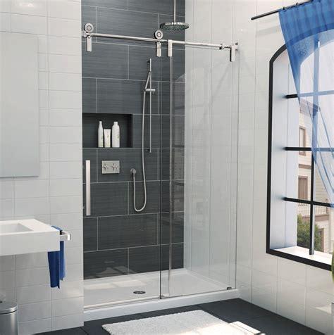fleurco shower doors fleurco shower door kinetik in line ks bliss bath