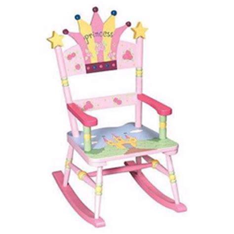 Princess Rocking Chair by Princess Rocking Chair