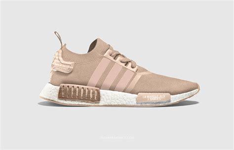 Nike Adidas Nmd adidas nmd beige sneakers addict