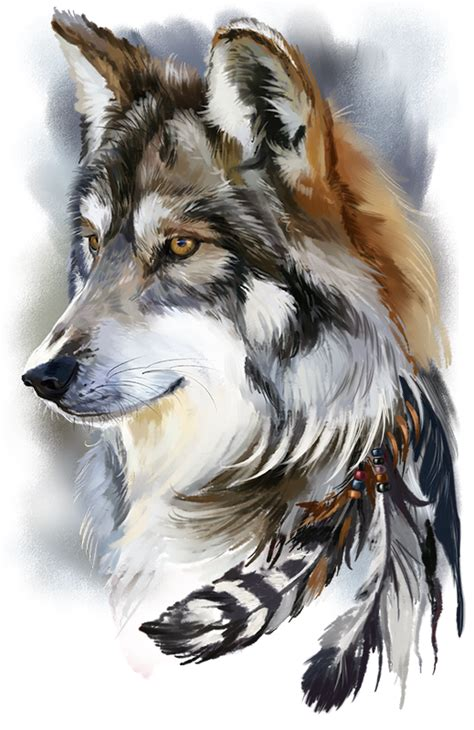traditional tattoo wolfhat wolf border wolf by kajenna on deviantart
