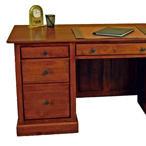 Shaker Style Desk by Shaker Executive Desk