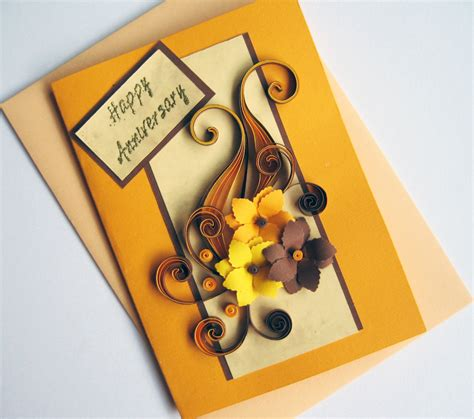 Best Wishes Handmade Cards - handmade best wishes card happy birthday happy