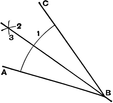 You Can Bisect An Angle Using The Paper Folding Technique - you can bisect an angle using paper folding constructions