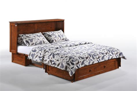 murphy chest bed pacific manufacturing murphy chest bed clover homeworld