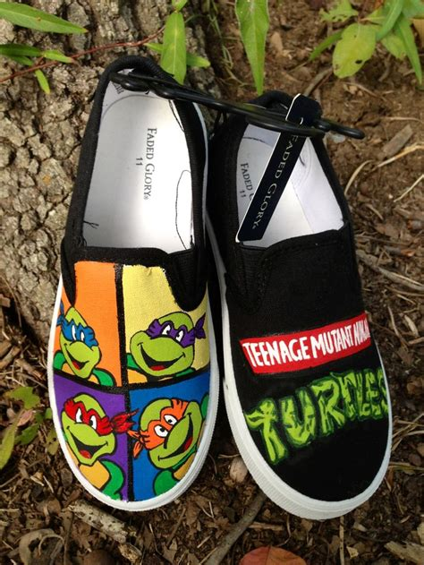 turtles shoes 113 best mutant turtles images on