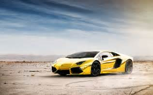 Lamborghini Walpaper World No1 Luxury Car Lamborghini Aventador Gold Sportscars20
