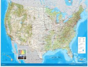 united states wall map us mapsof net