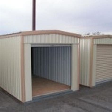 Storage Sheds Lubbock Tx by Best Steel Storage Buildings For Business Or Residence