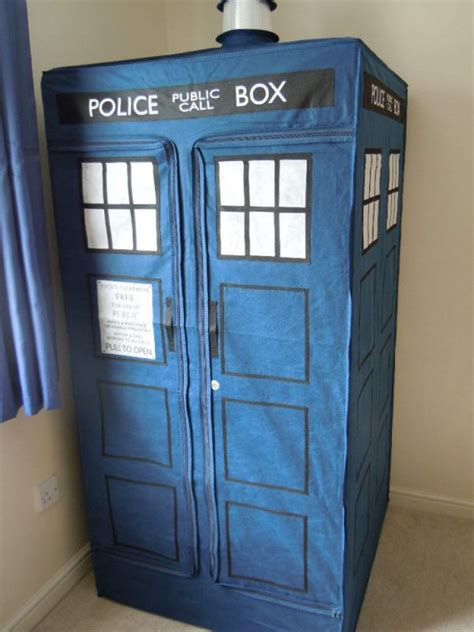 Tardis Wardrobe by Here S A Bunch Of Geeky Stuff That You Need In Your Home