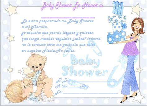Invitaciones Para Baby Shower by Invitaciones Para Baby Showers Modernas Car Interior Design