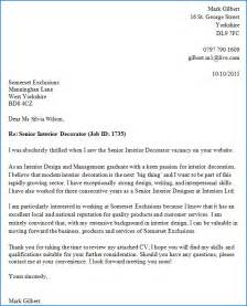 cover letter how to write a good cover letter examples