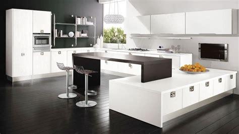 cocinas grandes modernas decoraciones de cocinas modernas