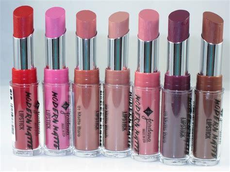 Lipstik Jordana Modern Matte jordana modern matte lipstick review swatches musings of a muse