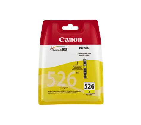 Canon Cartridge Cl 751 Yellow canon cli 526y yellow ink cartridge deals pc world
