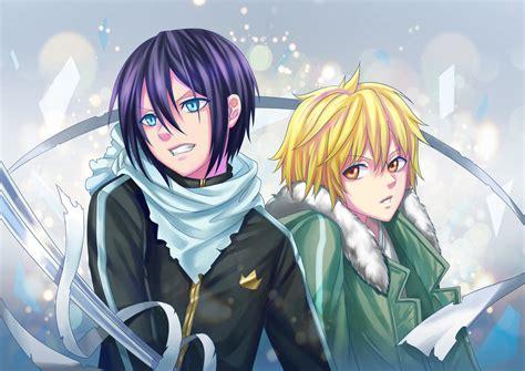 anime movil zero noragami aragoto by yoneyu on deviantart