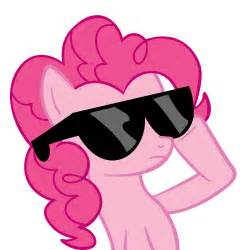 my cool pinkie glasses by j brony on deviantart