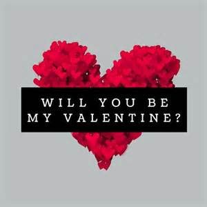 Will you be my valentine instagram post templates by canva