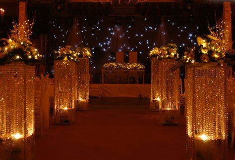 Night Themed Indoor Wedding Reception D 233 Cor Ideas Lights Wedding