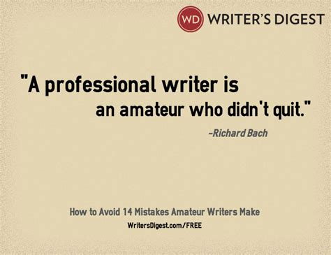 Free Download: 14 Amateur Mistakes Every Writer Should Avoid