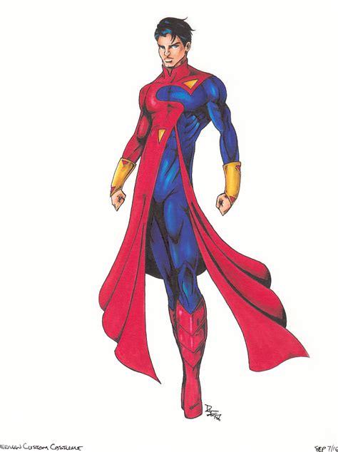 costume contest 115 superman artist show off comic vine