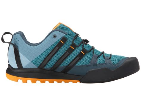 adidas terrex lyst adidas originals terrex solo in green for men