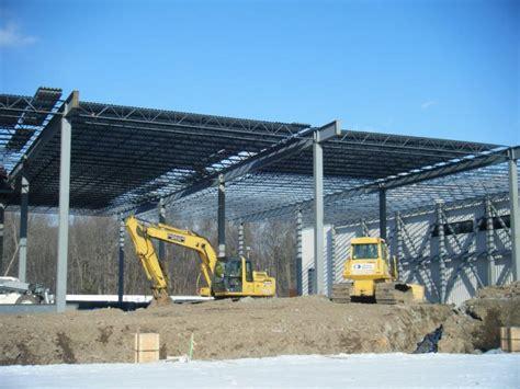 capannone acciaio costruzione capannoni industriali progettazione e