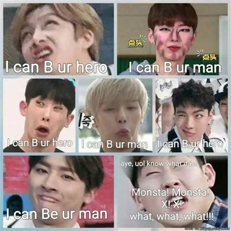 Monsta X Memes - 202 best images about monsta x on pinterest logos posts and honey bees