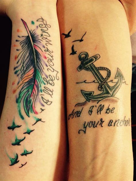 tattoo quotes for partners 20 matching tattoo ideas for sisters to create a lasting