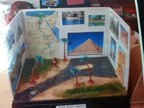 ancient egypt diorama project third grade news april 6 2017