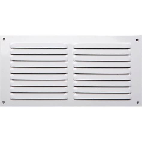 grille d a 233 ration aluminium laqu 233 l 15 x l 30 cm leroy
