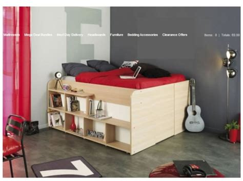 Parisot Cabin Bed by Parisot Space Up Ottoman Cabin Bed For Sale In Galway City