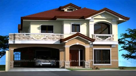 drelan home design youtube 2 storey house exterior design philippines youtube