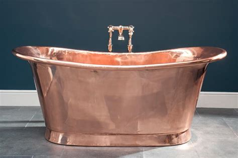 copper bathtub the conveniences of a copper bath victoria homes design