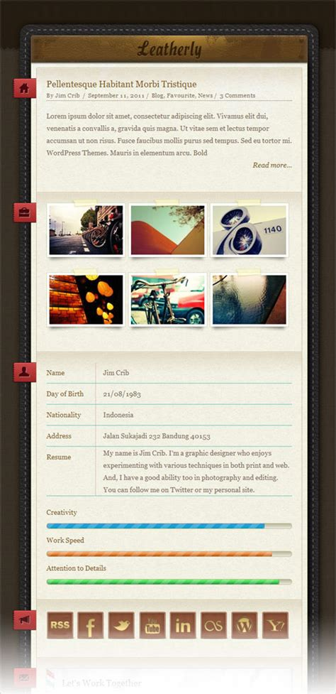 20 best free responsive themes 2013 with premium features