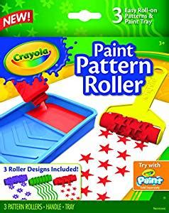 pattern roller india buy crayola paint pattern roller online at low prices in