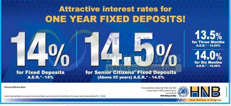 new year fixed deposit promotion commercial bank fixed deposit interest rates apr 2018