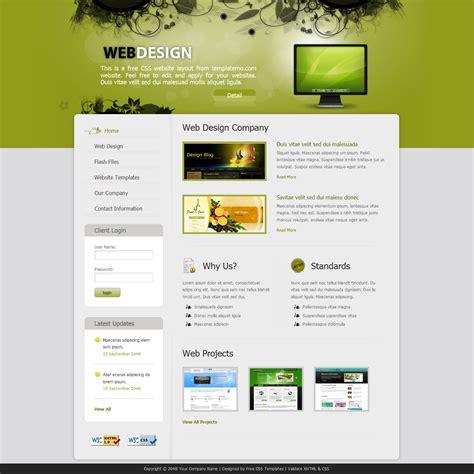 html website templates  commercewordpress