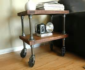 The industrial scissor lift table is undeniably industrial inspired