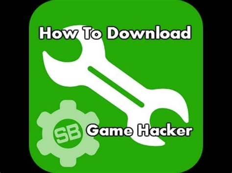 sb game hacker mod no root how to get sb game hacker and root no computer youtube