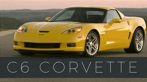 what is a c6 corvette the ultimate chevrolet corvette database corvsport