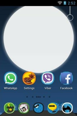 themes for android batman batman android theme for 360launcher androidlooks com