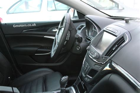 opel insignia 2014 interior 2013 vauxhall insignia facelift interior