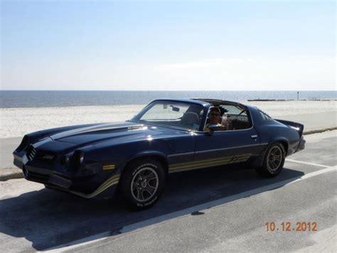 1981 camaro z28 value 1981 camaro z28 w t tops