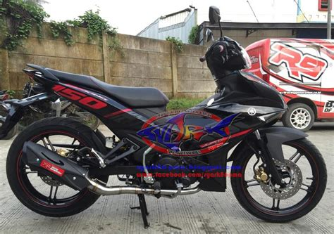 Striping Decal Sticker Yamaha Jupiter Mx New Exciter 1 syark performance motor parts accessories shop