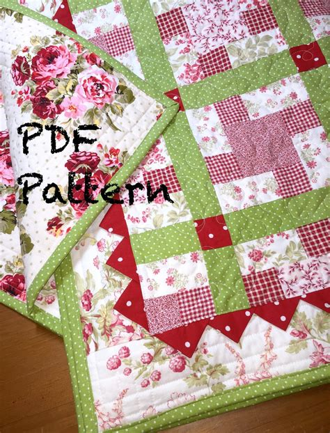 What Size Is A Baby Quilt by Picnic Baby Quilt Pattern 2 Size Tutorial Baby Quilt Sofa