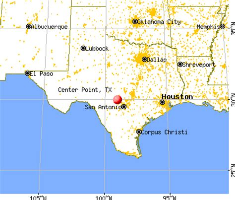center texas map center point texas tx 78013 profile population maps real estate averages homes